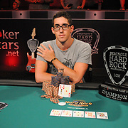 2014-08 Seminole Hard Rock Poker Open SHRPO