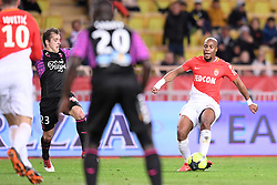March 2, 2018 - Monaco, France - 19 DJIBRIL SIDIBE (mon) - 23 VALENTIN VADA  (Credit Image: © Panoramic via ZUMA Press)