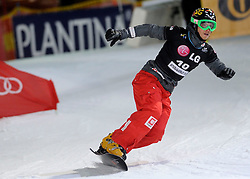 10-10-2010 SNOWBOARDEN: LG FIS WORLDCUP: LANDGRAAF<br /> First World Cup parallel slalom of the season / KARL Benjamin AUT<br /> ©2010-WWW.FOTOHOOGENDOORN.NL
