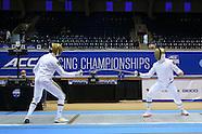 2017.02.26 ACC Fencing Championship