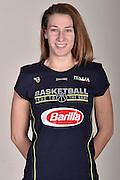 Valeria De Pretto<br /> Posati Nazionale Italiana Femminile Senior<br /> FIP Nazionali 2017<br /> Montegrotto Terme, 27/02/2017<br /> Foto Ciamillo-Castoria