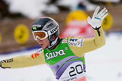 Robert KRANJEC of Slovenia during Flying Hill Individual First Round at 2st day of FIS Ski Jumping World Cup Finals Planica 2011, on March 17, 2011, Planica, Slovenia. (Photo By Matic Klansek Velej / Sportida.com)