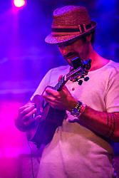 Samba e Amor se apresenta no Palco Complex durante a 22ª edição do Planeta Atlântida. O maior festival de música do Sul do Brasil ocorre nos dias 3 e 4 de fevereiro, na SABA, na praia de Atlântida, no Litoral Norte gaúcho.  Foto: André Feltes / Agência Preview