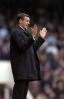 Photo: Olly Greenwood.<br />West Ham United v Watford. The Barclays Premiership. 10/02/2007. Watford manager Aidy Boothroyd