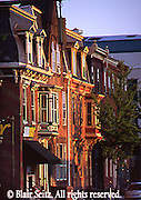 Harrisburg, PA, Midtown, Eloquent Row Houses