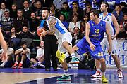 DESCRIZIONE : Eurocup 2014/15 Last 32 Gruppo H Dinamo Banco di Sardegna Sassari - Herbalife Gran Canaria Las Palmas<br /> GIOCATORE : Brian Sacchetti<br /> CATEGORIA : Passaggio Curiosità Equilibrio<br /> SQUADRA : Dinamo Banco di Sardegna Sassari<br /> EVENTO : Eurocup 2014/2015<br /> GARA : Dinamo Banco di Sardegna Sassari - Herbalife Gran Canaria Las Palmas<br /> DATA : 07/01/2015<br /> SPORT : Pallacanestro <br /> AUTORE : Agenzia Ciamillo-Castoria / Luigi Canu<br /> Galleria : Eurocup 2014/2015<br /> Fotonotizia : Eurocup 2014/15 Last 32 Gruppo H Dinamo Banco di Sardegna Sassari - Herbalife Gran Canaria Las Palmas<br /> Predefinita :
