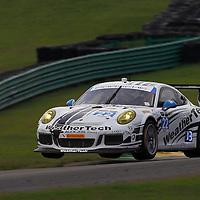 22-24 August 2014, Alton, Virginia USA<br /> 22, Porsche, 911 GT America, GTD, Cooper MacNeil, Leh Keen<br /> ©2014, Phillip Abbott<br /> LAT Photo USA