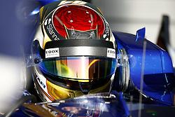 March 7, 2017 - Barcelona, Cataluna, Spain - Motorsports: FIA Formula One World Championship 2017, Test in Barcelona,.Pascal Wehrlein (GER, Sauber F1 Team) (Credit Image: © Hoch Zwei via ZUMA Wire)