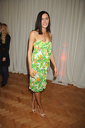 LINZI STOPPARD at the Scarlet TV Launch Party -  a new series of flat panel LCD televisons from LG electronics held at the refurbished church, 1 Marylebone, London on 30th April 2008.<br /><br />NON EXCLUSIVE - WORLD RIGHTS