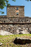 Fortaleza de São José da Ponta Grossa. Florianópolis, Santa Catarina, Brasil. / <br /> Sao Jose da Ponta Grossa Fortress. Florianopolis, Santa Catarina, Brazil.