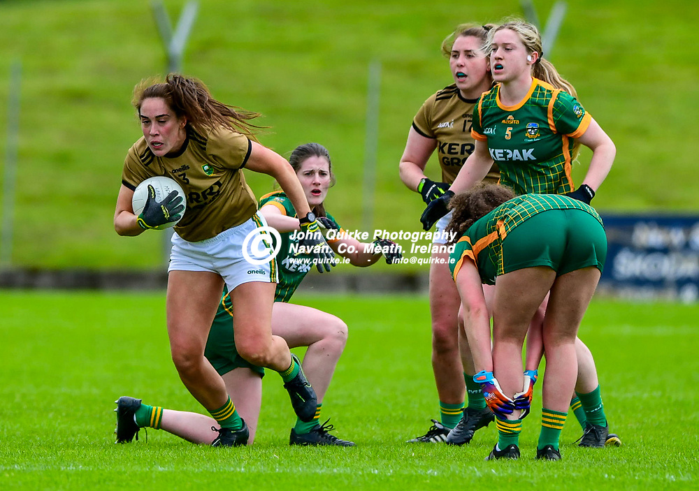 Aislinn Desmond,  in action for Kerry, in the Meath v Kerry,  Lidl Ireland, NFL Div2 Round 1 match, in Pairc Tailteann, Navan.<br /> <br /> Photo: GERRY SHANAHAN-WWW.QUIRKE.IE<br /> <br /> 23-05-2021