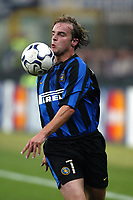 Milano 30/09/2003 <br />Champions League <br />Inter Dynamo Kyiv 2-1 <br />Andy Van Der Meyde (Inter)<br />Foto Andrea Staccioli Graffiti