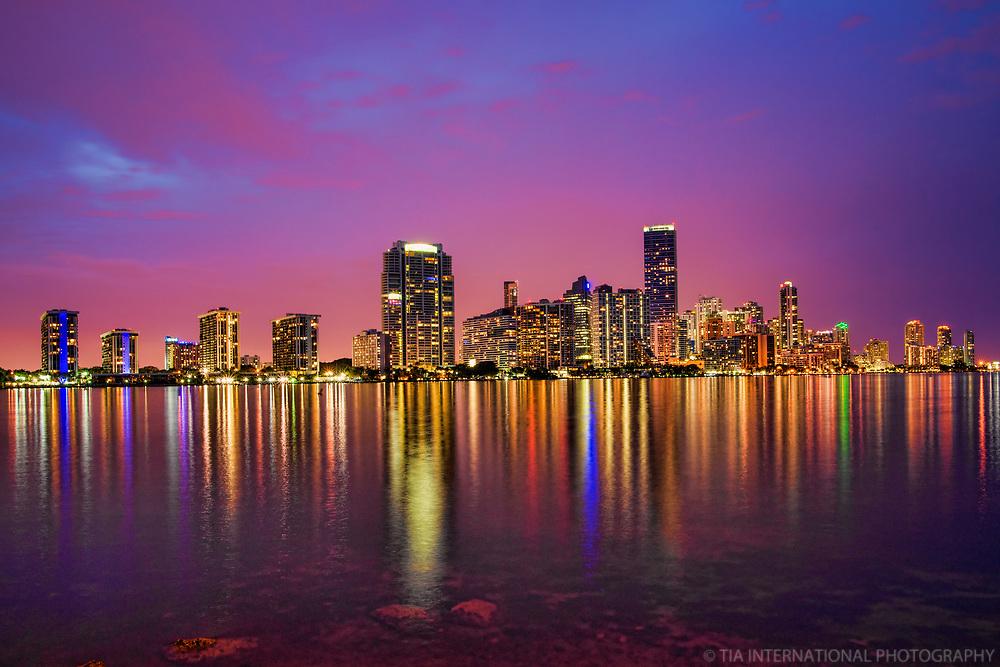 Miami - Brickell Skyline