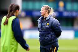 Sian Moore, Lead Coach of Worcester Warriors Women - Mandatory by-line: Nick Browning/JMP - 24/10/2020 - RUGBY - Sixways Stadium - Worcester, England - Worcester Warriors Women v Wasps FC Ladies - Allianz Premier 15s