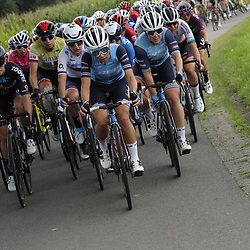 WEERT (NED) CYCLING, SIMAC LADIES TOUR,   August 27th 2021, <br /> Chloe Hosking, Trixi Worrack