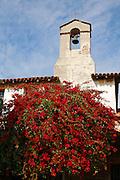 Historic Mission San Juan Capistrano, Orange County, California