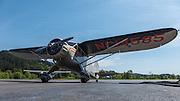 1934 Stinson Reliant SR-5E.