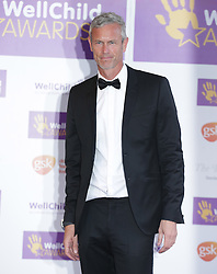 Mark Foster attending the annual WellChild Awards at The Dorchester Hotel, London.