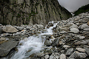 Haslital Bernese Oberland Switzerland north of Grimselpass. June 2015
