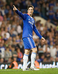 20.04.2011, Stamford Bridge, London, ENG, PL, FC Chelsea vs Birmingham City, im Bild Chelsea's Fernando Torres, English Premier League, Stamford Bridge, Chelsea v Birmingham City, 20/04/2011. EXPA Pictures © 2011, PhotoCredit: EXPA/ IPS/ Mark Greenwood +++++ ATTENTION - OUT OF ENGLAND/UK and FRANCE/FR +++++