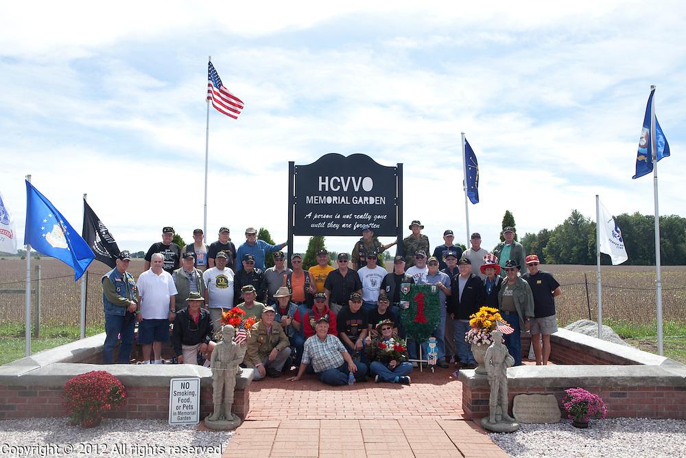 Kokomo Indiana Vietnam Veterans Reunion 2012First Infantry Division