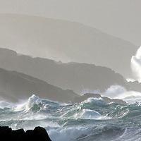 Atlantic Storm St. Finian's Bay, County Kerry, Ireland