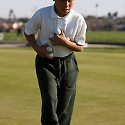 The First Tee of Monterey County opens the door to golf, as well as academic tutoring,  to many underprivileged kids of Salinas, CA, like Jose Calderon.