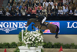 Fuchs Martin, (SUI), SG Future<br /> Longines FEI World Cup™ Jumping Final II<br /> Las Vegas 2015<br />  © Hippo Foto - Dirk Caremans<br /> 18/04/15