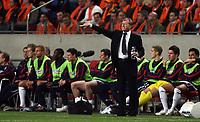 Photo: Paul Thomas.<br /> Holland v England. International Friendly. 15/11/2006.<br /> <br /> Steve McClaren, England manager.