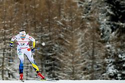 February 2, 2018 - Goms, SWITZERLAND - 180202 Moa Molander Kristiansen of Sweden competes in the women's 7,5/7,5 km skiathlon during the FIS U23 Cross-Country World Ski Championships on February 2, 2018 in Obergoms..Photo: Vegard Wivestad GrÂ¿tt / BILDBYRN / kod VG / 170095 (Credit Image: © Vegard Wivestad Gr¯Tt/Bildbyran via ZUMA Press)