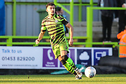 Forest Green Rovers Dominic Bernard(3) during the EFL Sky Bet League 2 match between Forest Green Rovers and Salford City at the New Lawn, Forest Green, United Kingdom on 18 January 2020.