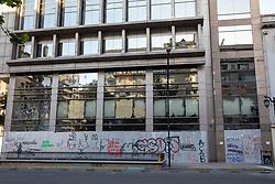 Broken Windows & Tagging, Santiago