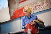 DEU, Deutschland, Germany, Berlin, 10.03.2020: Bundesjustizministerin Christine Lambrecht (SPD) vor Beginn der Fraktionssitzung der SPD im Bundestag.
