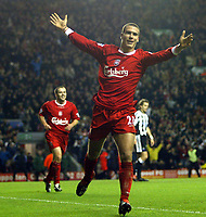 F.A CUP 4TH ROUND   LIVERPOOL V NEWCASTLE UNITED<br /> BRUNO CHEYROU CELE