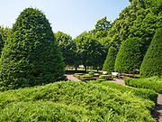 Park Zdrojowy w Dusznikach-Zdroju, Polska<br /> Spa Park in Duszniki-Zdrój, Poland