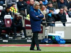 West Ham United manager Manuel Pellegrini - Mandatory by-line: Phil Chaplin/JMP - 16/03/2019 - FOOTBALL - London Stadium - London, England - West Ham United v Huddersfield Town - Premier League