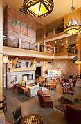Grand Summit Lodge reception, Park City, Utah, United States of America