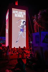 Movimento no camarote Renner durante a 20ª edição do Planeta Atlântida, que ocorre nos dias 29 e 30 de janeiro, na SABA, na praia de Atlântida, no Litoral Norte gaúcho.  Foto: Emmanuel Denaui / Agência Preview