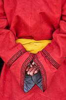 Mongolie, province de Bayankhongor, fêtes traditionnelles de Naadam // Mongolia, Bayankhongor province, Naadam, traditional festival