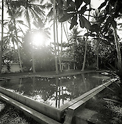 Infinity Pool At The Beach house At Seenimodera, Near Tangalle, Sri Lanka