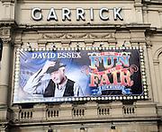 David Essex musical, Garrick theatre, London, England