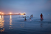 It is so hot that the beach only comes alive at sunset The old port lies on the other side. Containers are now handled at the new terminal, one of the most expensive in the world. Djibouti's government hopes to keep capitalizing on the country's location—and dreams of becoming a second Dubai.   Plage du Héron, near the very fancy Kempinski Hotel and with a view over the Djibouti Port..It is so hot that the beach only comes alive at sunset The old port lies on the other side. Containers are now handled at the new terminal, one of the most expensive in the world. Djibouti's government hopes to keep capitalising on the country's location—and dreams of becoming a second Dubai...The geostrategical and geopolitical importance of the Republic of Djibouti, located on the Horn of Africa, by the Red Sea and the Gulf of Aden, and bordered by Eritrea, Ethiopia and Somalia.