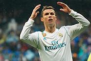011318 Real Madrid v Villareal CF, La Liga football match