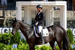 Zeibig Steffen, GER, Feel Good<br /> World Equestrian Games - Tryon 2018<br /> © Hippo Foto - Sharon Vandeput<br /> 19/09/2018