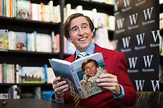 Manchester - Alan Partridge Book Launch - 25 Oct 2016