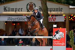 Dreher, Hans-Dieter (GER) Berlinda<br /> Paderborn - Challenge 2017 <br /> Championat von Paderborn, Qualifikation, DKB Riders Tour, Feature, Impression, Szene<br /> © www.sportfotos-lafrentz.de/Stefan Lafrentz