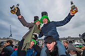 St Patrick's Day Parade London