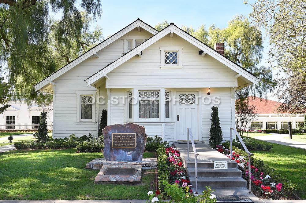 Richard Nixon Birthplace Historic House Museum