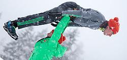 31.01.2016, Casino Arena, Seefeld, AUT, FIS Weltcup Nordische Kombination, Seefeld Triple, Skisprung, im Bild Johannes Rydzek (GER) // Johannes Rydzek of Germany8 before his Competition Jump of Skijumping of the FIS Nordic Combined World Cup Seefeld Triple at the Casino Arena in Seefeld, Austria on 2016/01/31. EXPA Pictures © 2016, PhotoCredit: EXPA/ JFK