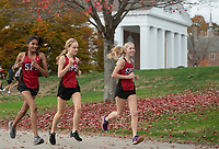 St Paul's School varsity cross country.  ©2020 Karen Bobotas Photographer